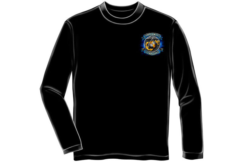 True hero MARINES Long Sleeve T-Shirt