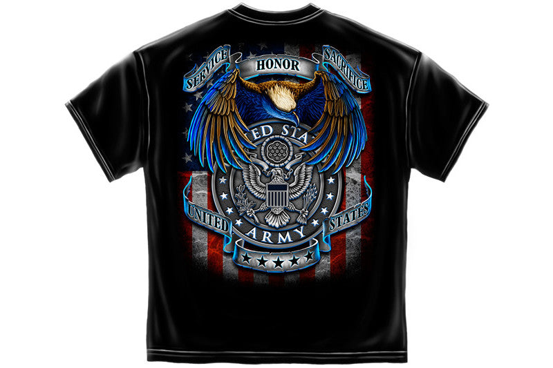 True Hero's Army Short Sleeve T Shirt
