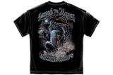 USMC Second to None Short Sleeve T Shirt