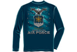U.S. AIR FORCE MISSILE Long Sleeve T-Shirt