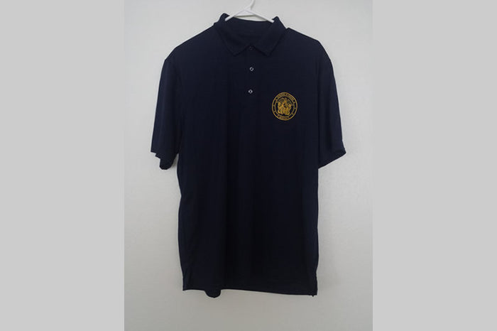 "Mustang Polo ""Golf"" Shirt - Gildan Performance Sport"