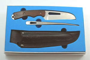 MYERCHIN Pro Wood Offshore System Rigging Knife