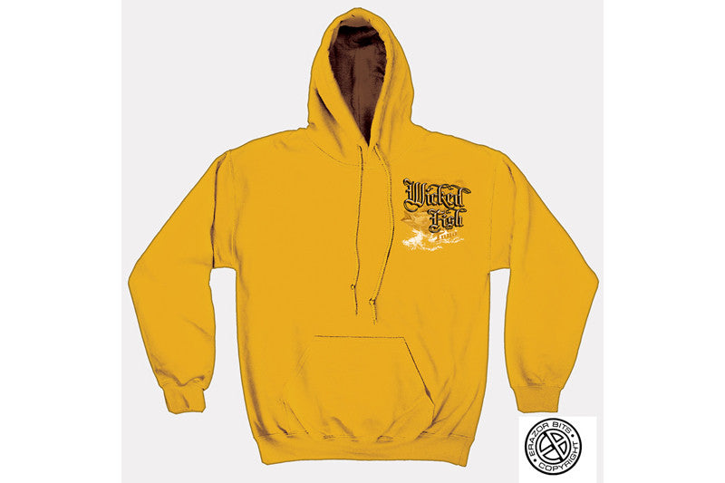 TUNA GOLD Hooded Sweatshirt
