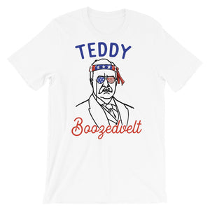 Teddy Boosedvelt Short-Sleeve Unisex T-Shirt