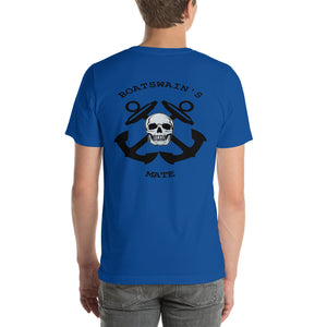Boatswain's Mate Short-Sleeve Unisex T-Shirt