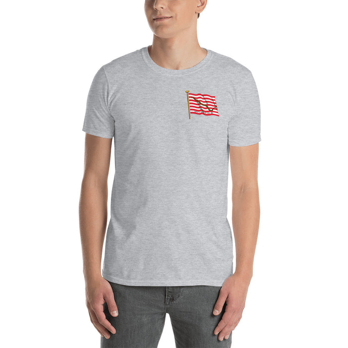 Don't Tread on Me History Short-Sleeve Unisex T-Shirt