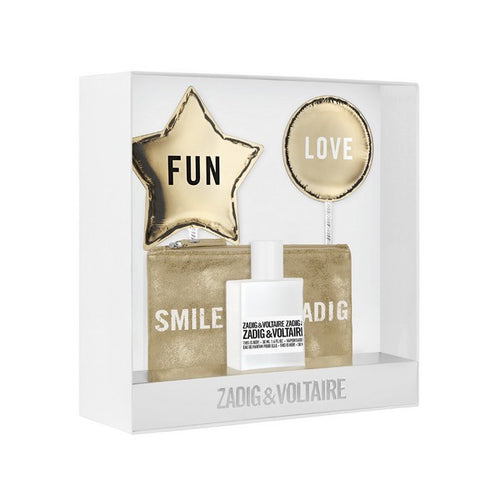 Set de Perfume Mujer This Is Her! Zadig & Voltaire (2 pcs)