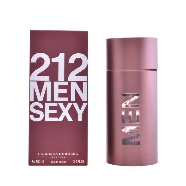 Perfume Hombre 212 Sexy Men Carolina Herrera EDT (100 ml)