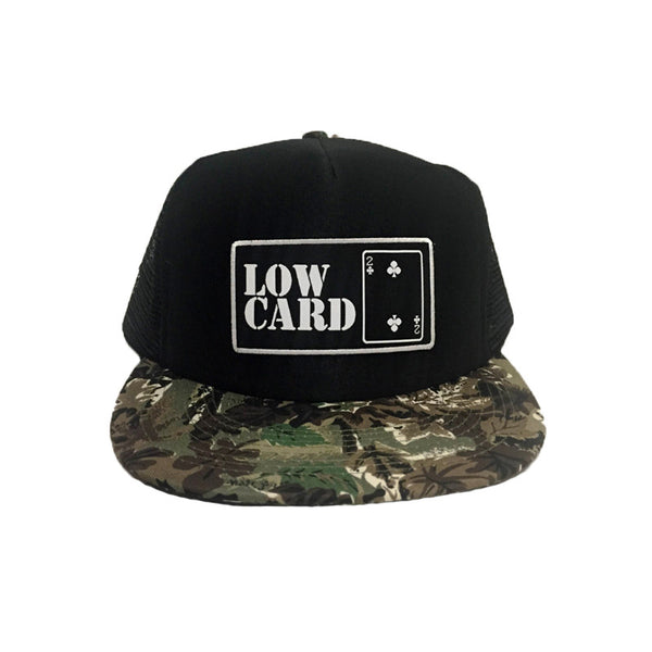 Classic Patch Mesh Trucker - Urban Camo