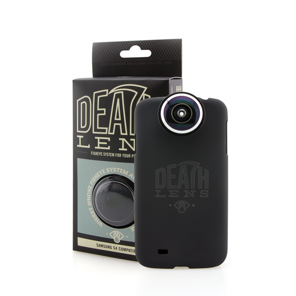 DEATH LENS - SAMSUNG GALAXY S4 - FISHEYE