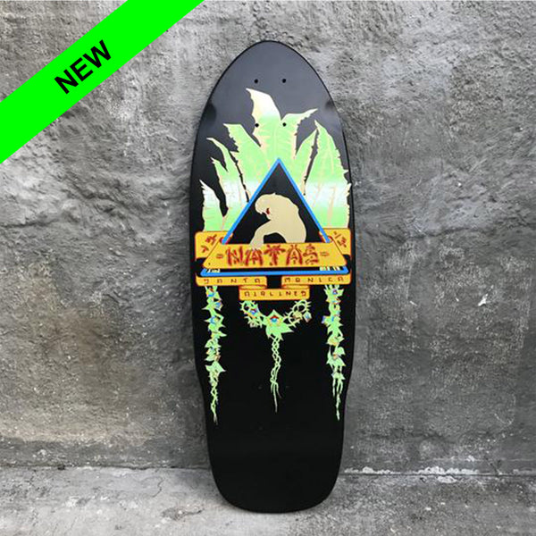 NATAS LEAVES DECK METALLIC GOLD