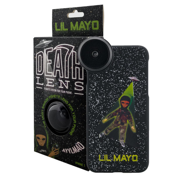 DEATH LENS - LIL MAYO IPHONE 7 FISHEYE
