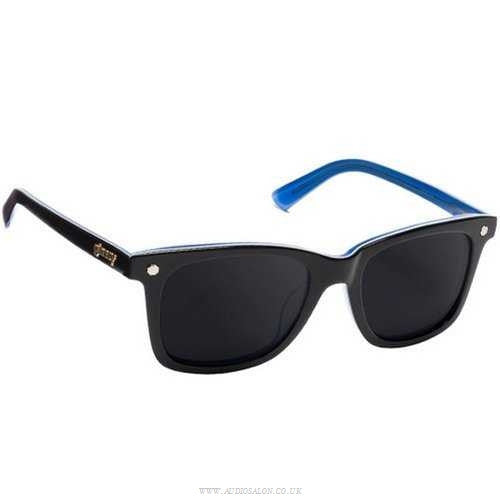 MIKEMO PREMIUM - BLACK/ BLUE POLARIZED