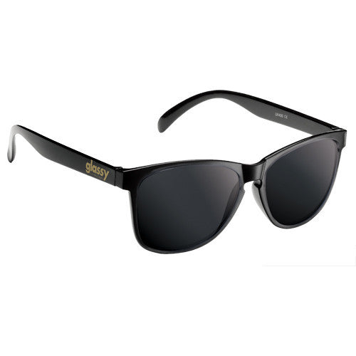 Deric - Black Polarized