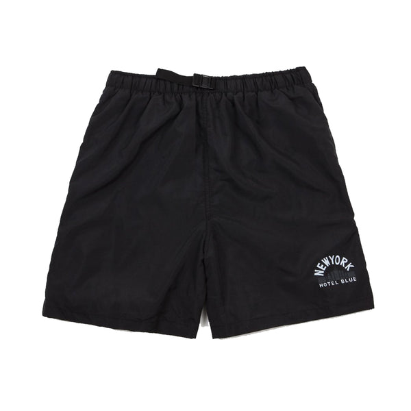 SKYSCRAPPER SWIM SHORTS - BLACK