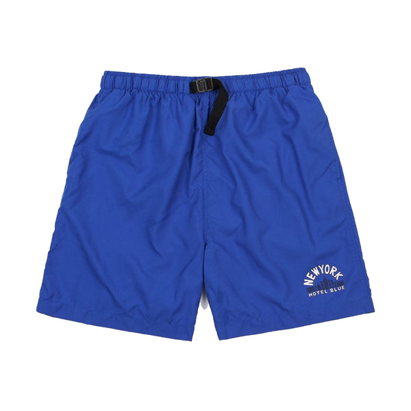 SKYSCRAPPER SWIM SHORTS - BLUE