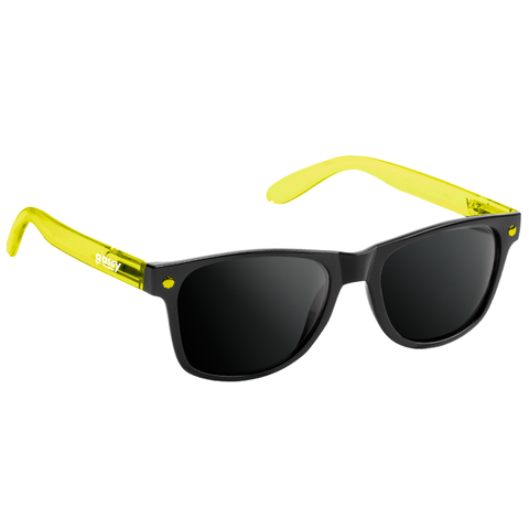 LEONARD - BLACK / YELLOW TRANSPARENT (CANCER HATER)