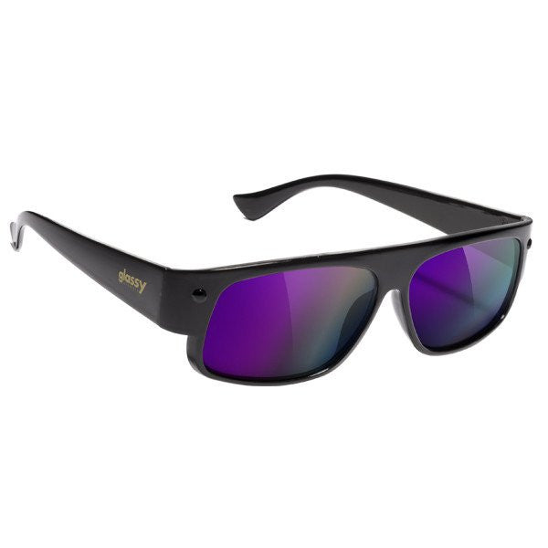 MAGOON - BLACK/PURPLE MIRROR POLARIZED