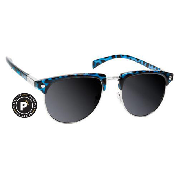 MARTY POLARIZED - BLUE TORTOISE
