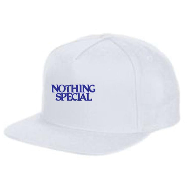 Unstructured Cap White