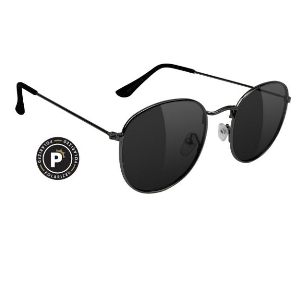 PIERCE HIGH ROLLER POLARIZED - BLACK