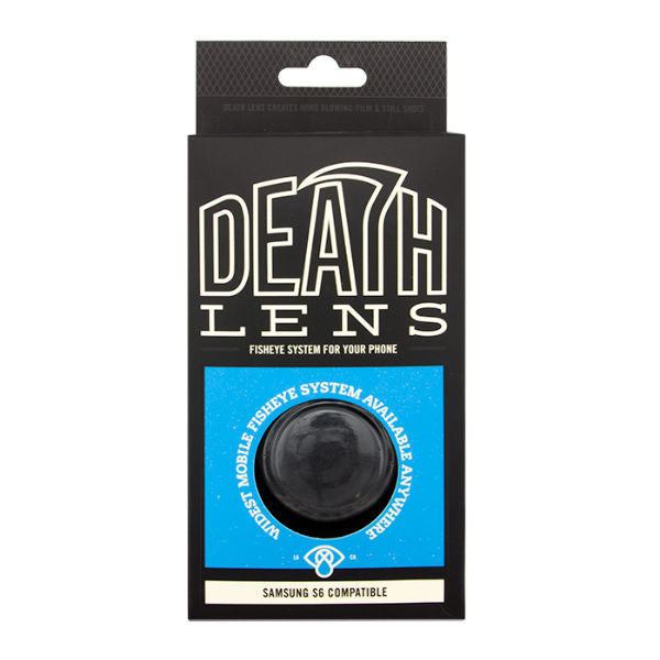 DEATH LENS - SAMSUNG GALAXY S6 - FISHEYE