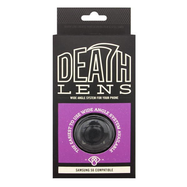 DEATH LENS - SAMSUNG GALAXY S6 - WIDE ANGLE