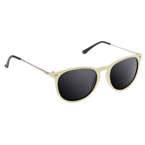 Mikey 2 - Transparent Cream Polarized