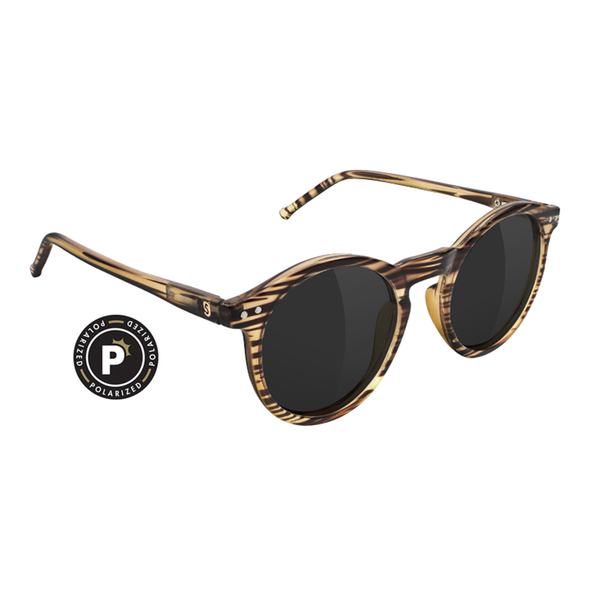 TIMTIM PREMIUM POLARIZED - HONEY/BLACK