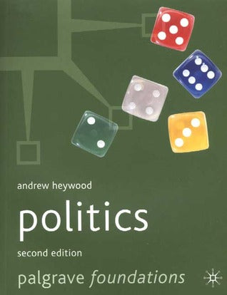 Politics (Palgrave Foundations Series) - Online Bookshop in Nigeria | Shop Kids, health, romantic & more Books!