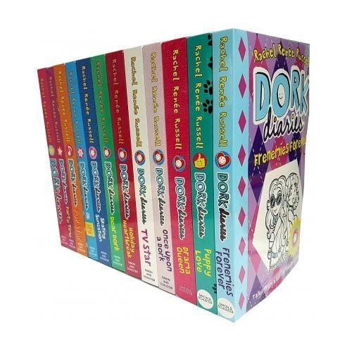 Dork Diaries 12 Book Set - Online Bookshop in Nigeria | Shop Kids, health, romantic & more Books!