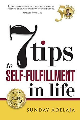 7 tips to self fulfillment in life - Online Bookshop in Nigeria | Shop Kids, health, romantic & more Books!