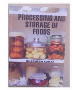Processing and Storage of Foods - Online Bookshop in Nigeria | Shop Kids, health, romantic & more Books!