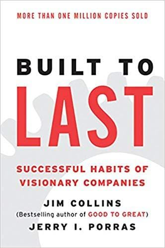 Built to Last: Successful Habits of Visionary Companies (Good to Great) - Online Bookshop in Nigeria | Shop Kids, health, romantic & more Books!