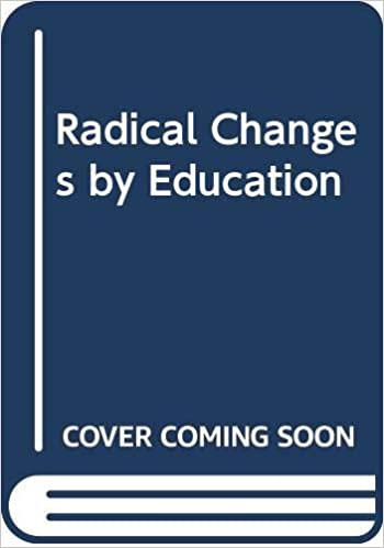 Radical Changes By Education - Online Bookshop in Nigeria | Shop Kids, health, romantic & more Books!
