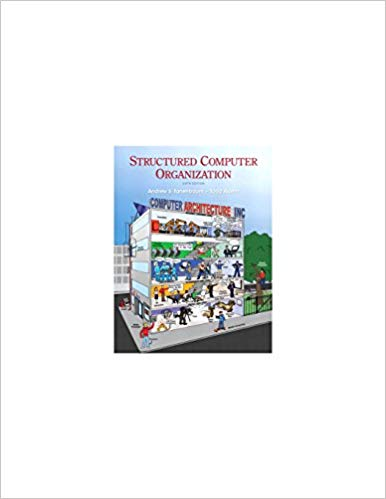 Structured Computer Organisation - Online Bookshop in Nigeria | Shop Kids, health, romantic & more Books!
