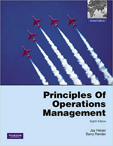 Principle of Operation Management - Online Bookshop in Nigeria | Shop Kids, health, romantic & more Books!