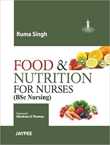 Food and Nutrition for Nurses Bsc Nursing - Online Bookshop in Nigeria | Shop Kids, health, romantic & more Books!