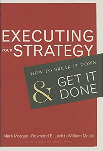 Executing Your Strategy: How to Break It Down and Get It Done - Online Bookshop in Nigeria | Shop Kids, health, romantic & more Books!