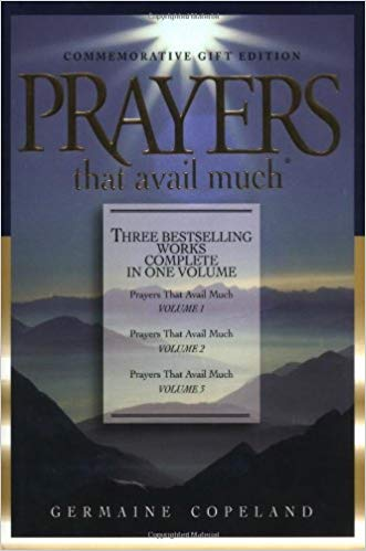 Prayers that avail much - Online Bookshop in Nigeria | Shop Kids, health, romantic & more Books!