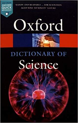 A Dictionary of Science (Oxford Quick Reference) - Online Bookshop in Nigeria | Shop Kids, health, romantic & more Books!