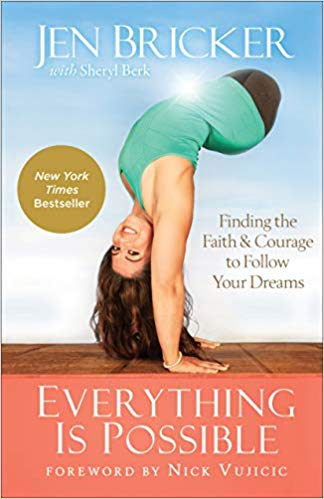Everything Is Possible: Finding the Faith and Courage to Follow Your Dreams - Online Bookshop in Nigeria | Shop Kids, health, romantic & more Books!