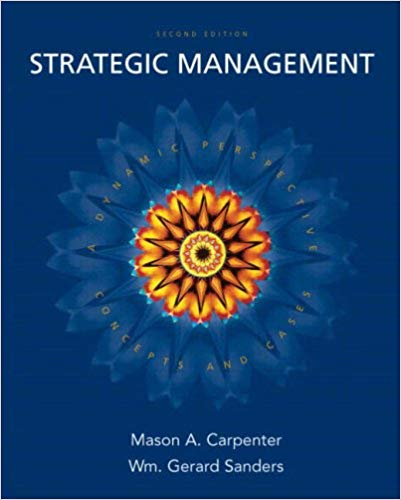 Strategic Management: Concepts and Cases and Mymanagementlab With Ebook Package (2Nd Edition) - Online Bookshop in Nigeria | Shop Kids, health, romantic & more Books!