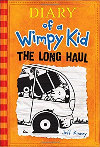 Diary of A Wimpy Kid: The Long Haul - Online Bookshop in Nigeria | Shop Kids, health, romantic & more Books!