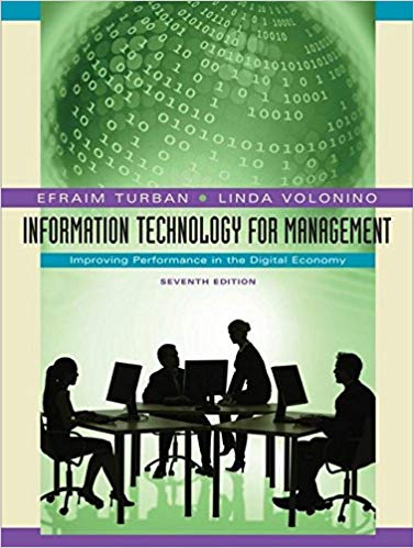 Information Technology for Management - Online Bookshop in Nigeria | Shop Kids, health, romantic & more Books!