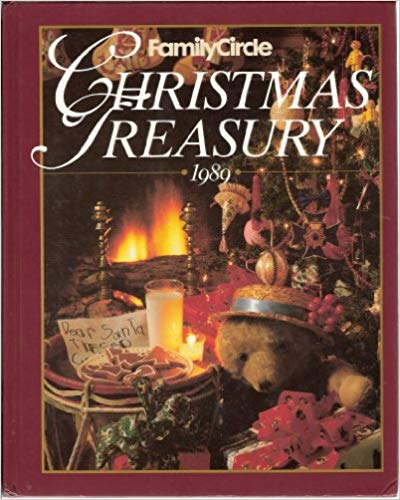 The Family Circle Christmas Treasury1989 - Online Bookshop in Nigeria | Shop Kids, health, romantic & more Books!