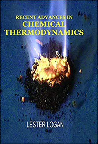 Recent Advances in Chemical Thermodynamics - Online Bookshop in Nigeria | Shop Kids, health, romantic & more Books!