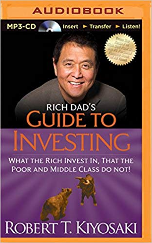 Rich Dad's Guide to Investing (Rich Dad's (Audio)) - Online Bookshop in Nigeria | Shop Kids, health, romantic & more Books!