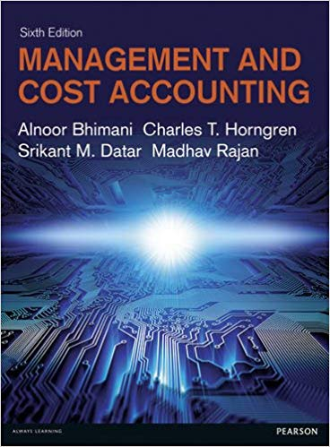 Management and Cost Accounting - Online Bookshop in Nigeria | Shop Kids, health, romantic & more Books!