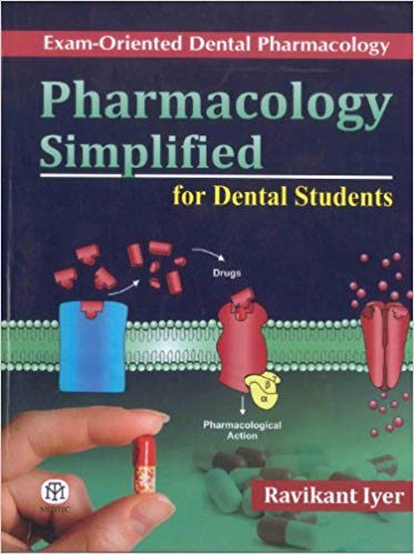 Pharmacology Simplified For Dental Students - Online Bookshop in Nigeria | Shop Kids, health, romantic & more Books!